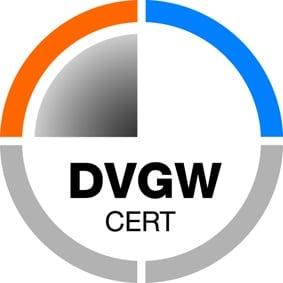 Extena Egeplast certifikat DVGW