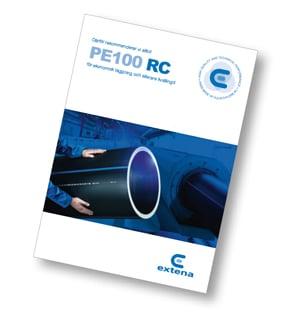 Extena PE100 RC Broschyr